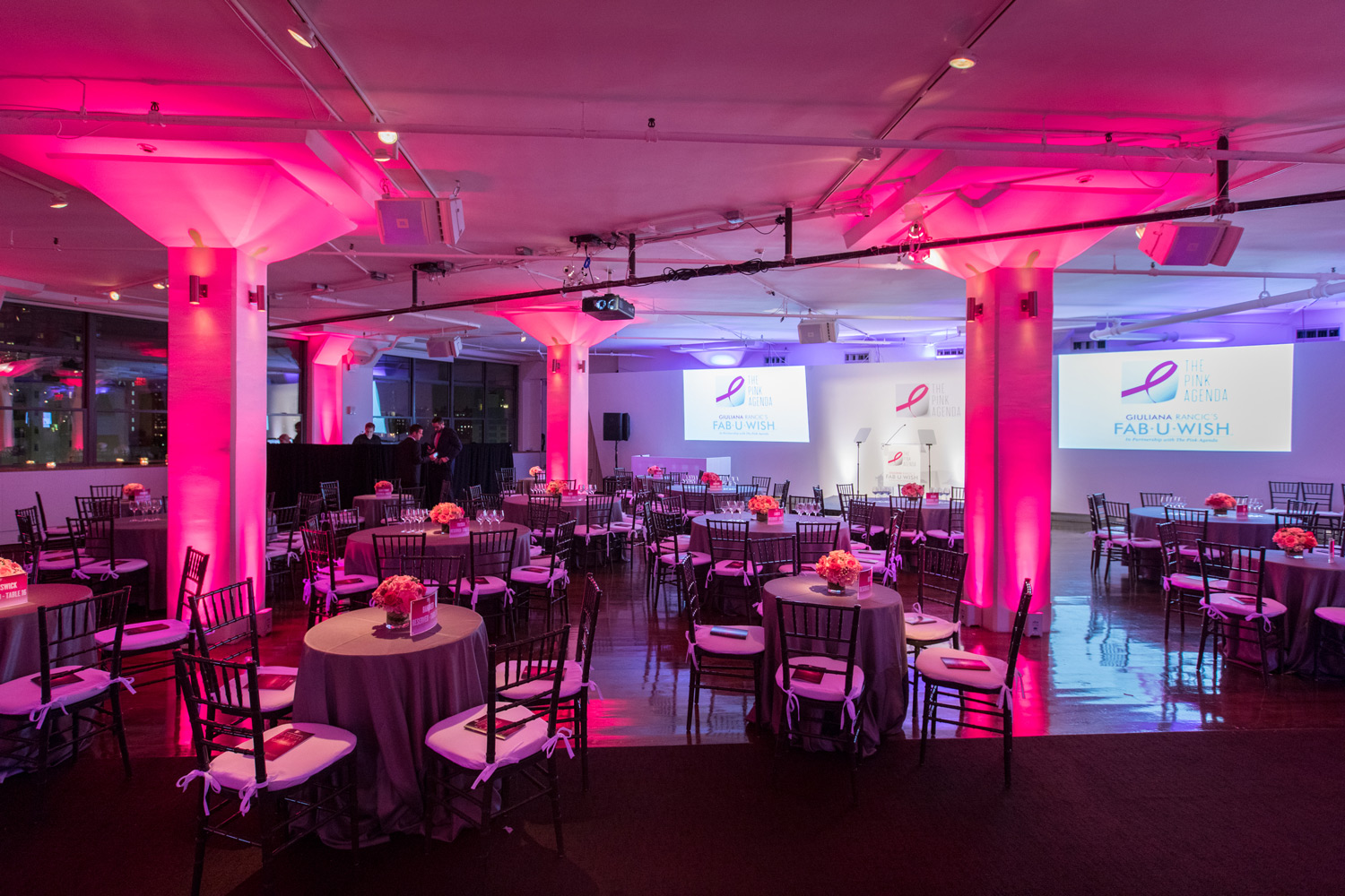 corporate fundraiser auction conference venue nyc